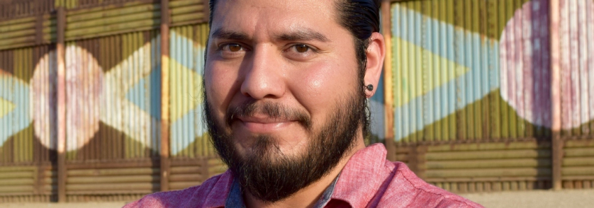 Department of History, Doctoral Candidate Michael Aguirre