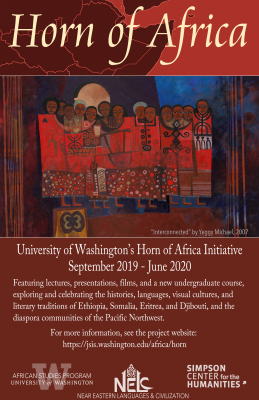 Poster for the Horn of Africa Initiative
