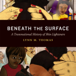 """Duke Book cover for """"Beneath the Surface"""""""