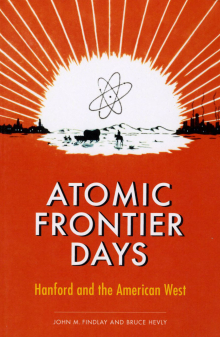 """Cover of """"Atomic Frontier Days"""""""