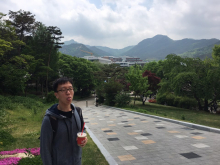 Jun Sung Lee in South Korea