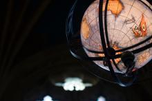 Suzzallo Globe
