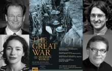 Lecture poster: The Great War and the Modern World