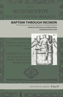 Baptism Through Incision Book Cover
