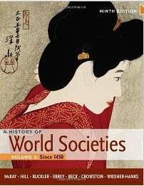 A History of World Societies: Volume 2: Since 1450