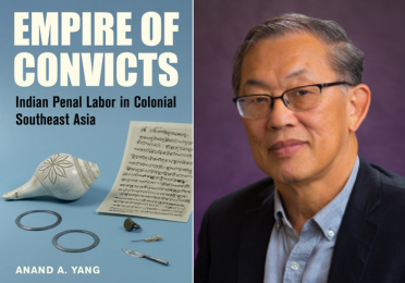 Anand Yang, Empire of Convicts Cover