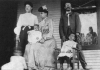 Cayton Family, 1904, (Vivian G. Harsh Research Collection of Afro-American History and Literature/Chicago Public Library)