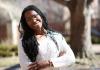 Tiya Miles Headshot, photo credit: Kimberly Mitchell of the Detroit Free Press.