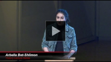 YouTube link to A History of Dissent and the Arab Spring - 2018 History Lecture Series