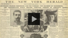 YouTube link to Domination and Betrayal - WWI and the Modern World